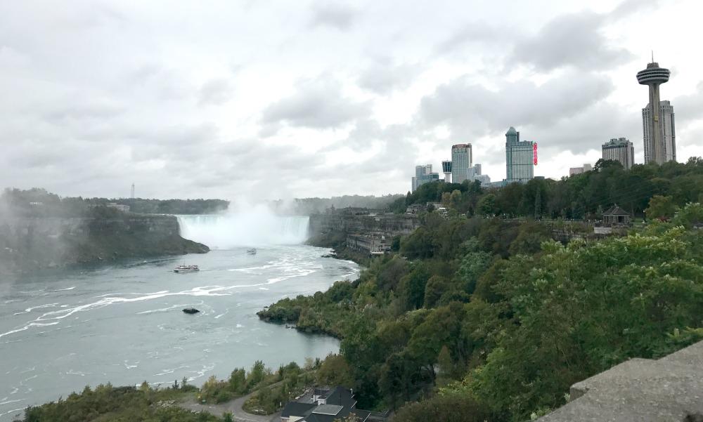 NiagaraFalls(Canadian Side)