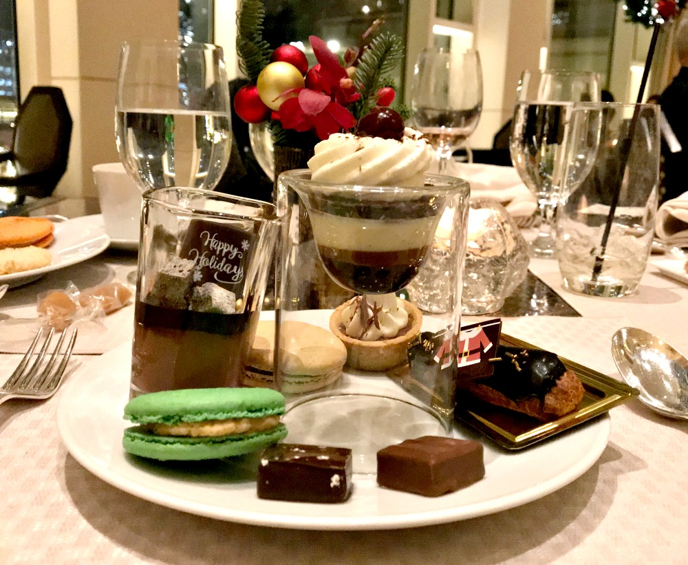The Chocolate Bar at The Peninsula Hotel Chicago