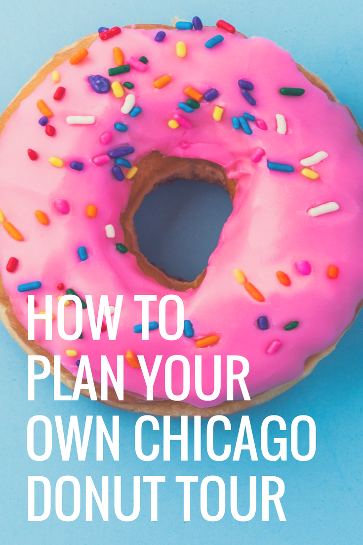 How to Plan Your Own Chicago Donut Tour