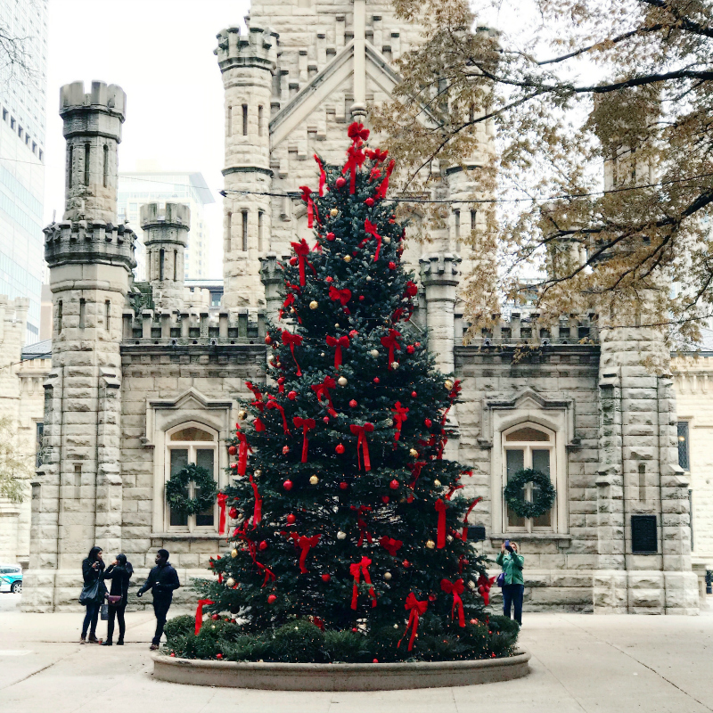 Christmas things to do in Chicago 2017