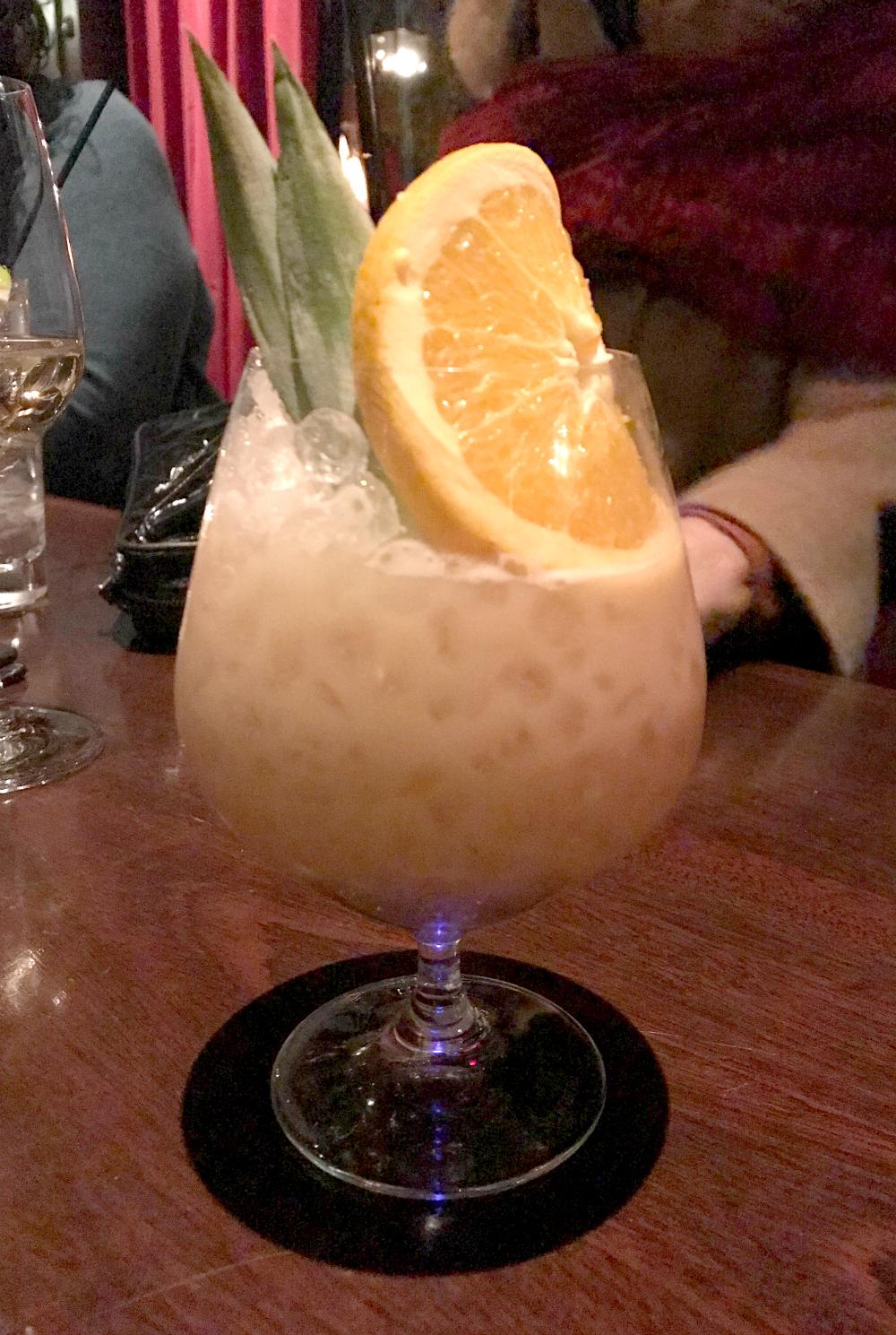 The Nomad Bar New York City