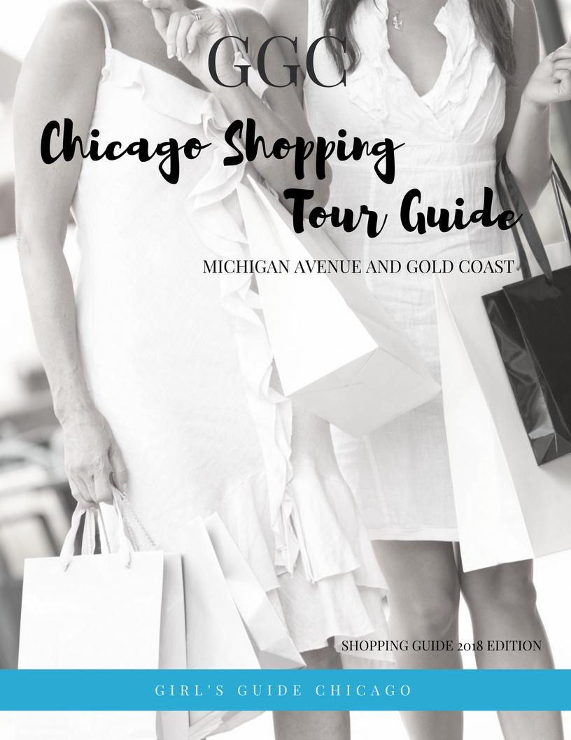 Chicago Shopping Tour 2018