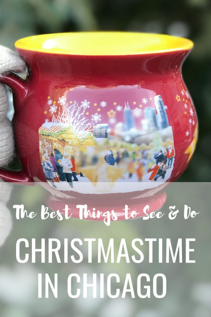 How to Celebrate Christmastime in Chicago, 2018