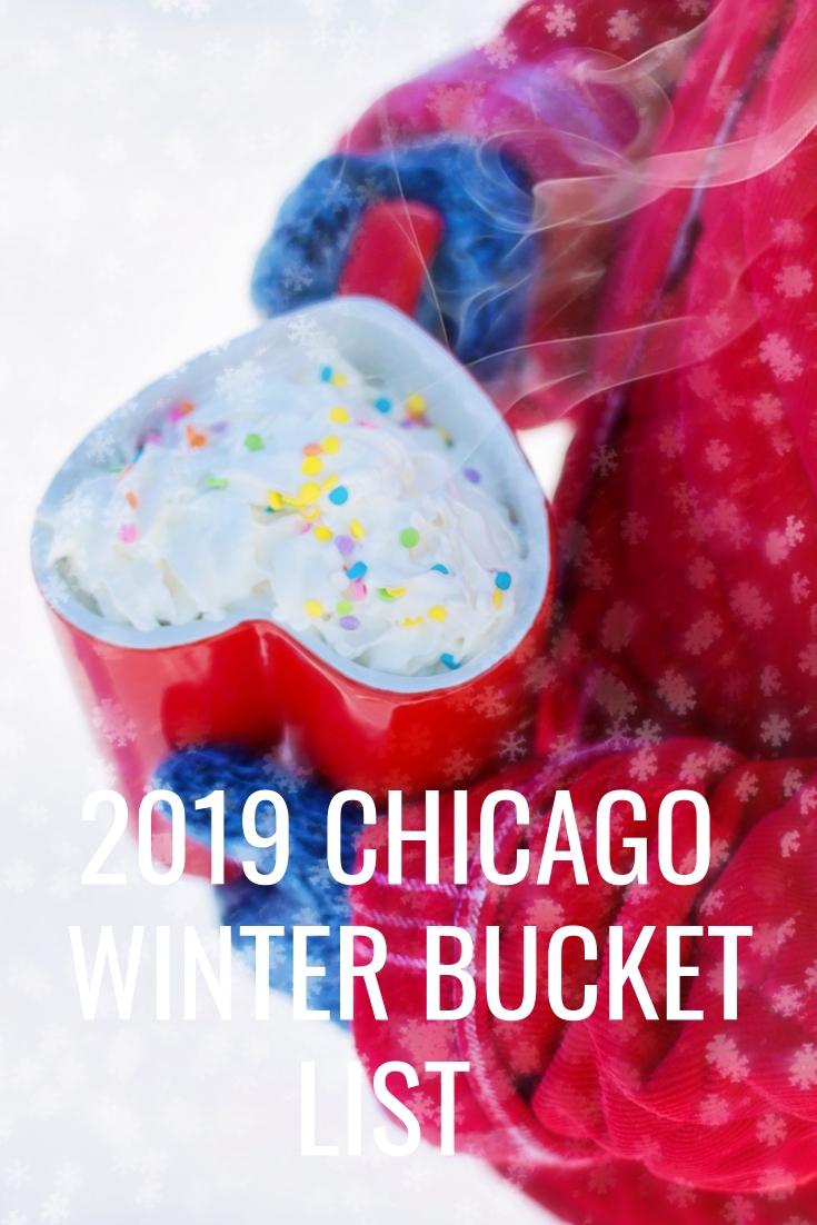 Chicago Winter Bucket List for 2019